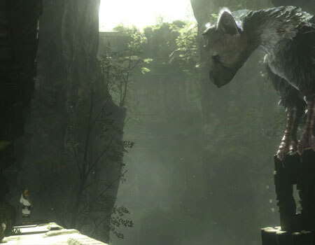 PlayStation 4 The Last Guardian Screenshots