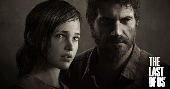 Last of Us Remastered Black and White