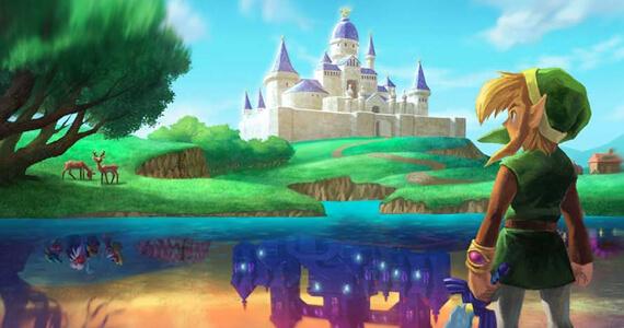 'The Legend of Zelda: A Link Between Worlds' Review
