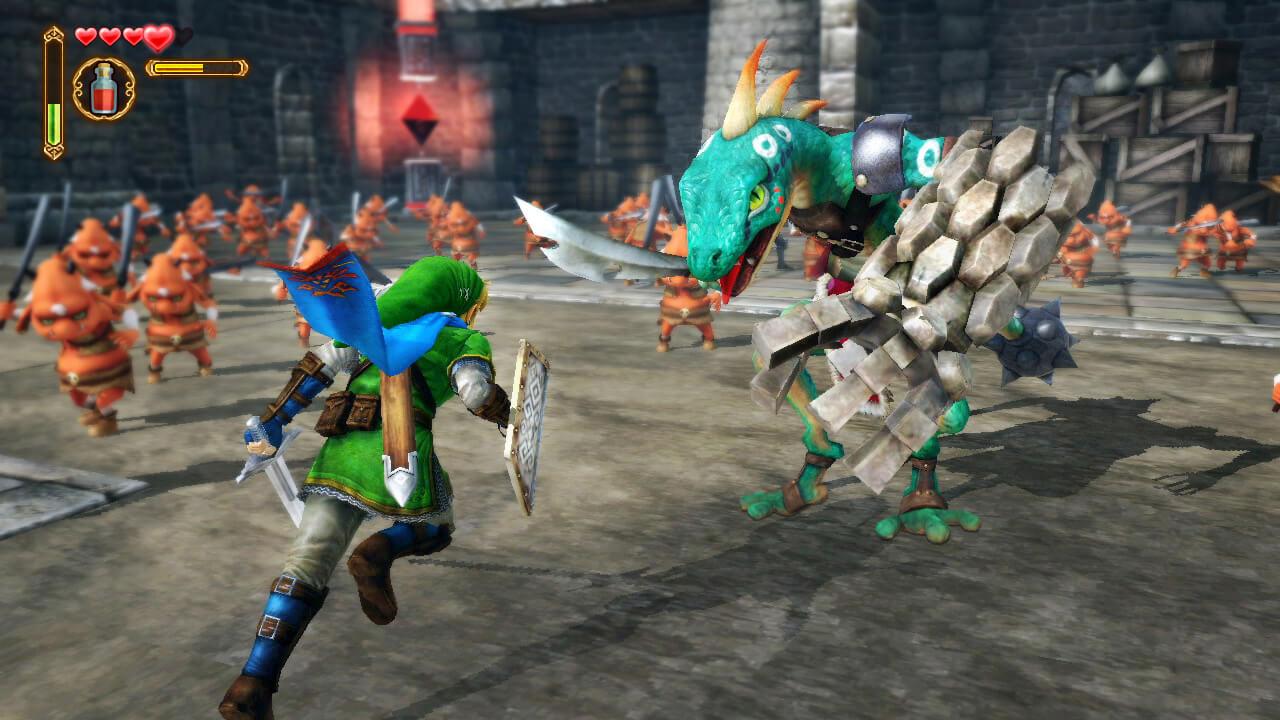 Nintendo Unveils 'Legend of Zelda' Spinoff 'Hyrule Warriors'