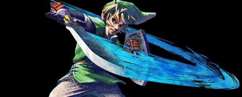 Legend of Zelda Skyward Sword Link Voice