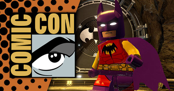 Lego Batman 3: Beyond Gotham (Comic-Con Trailer)