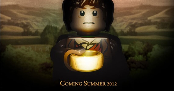 Lego Lord of th Rings Video Game