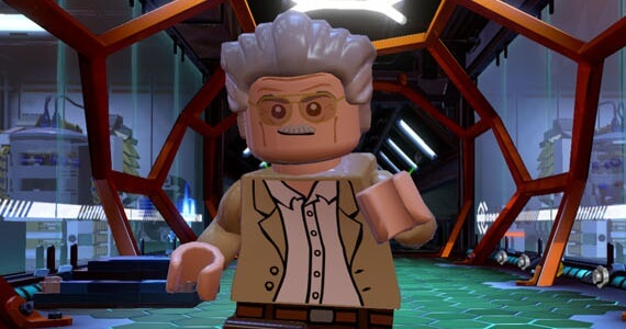 Lego Marvel Super Heroes (Stan Lee Trailer)
