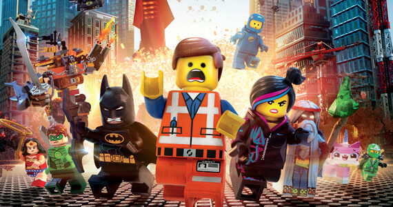 'The LEGO Movie Videogame' Launch Trailer Features Explosions & Cameos