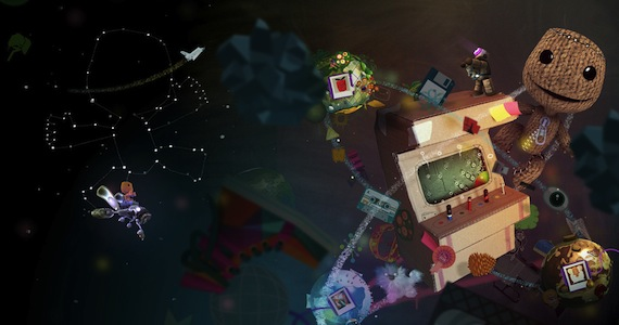 'LittleBigPlanet' Series Hits 6 Million User Created Levels