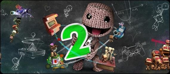 LittleBigPlanet 2 Beating First Game User Activity