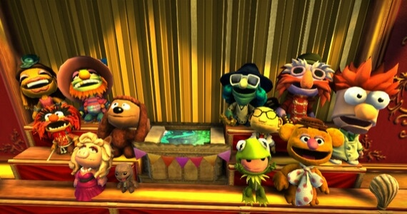 The Muppets Invade 'LittleBigPlanet 2' with New DLC Expansion
