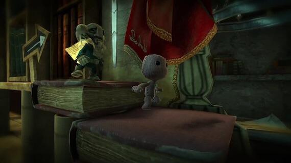 LittleBigPlanet 2 Review - Larry Da Vinci