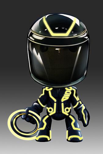 LittleBigPlanet 2 Tron