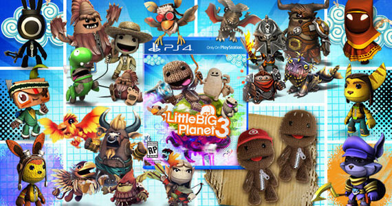 LittleBigPlanet 3 Release Date and Pre-Order Bonuses