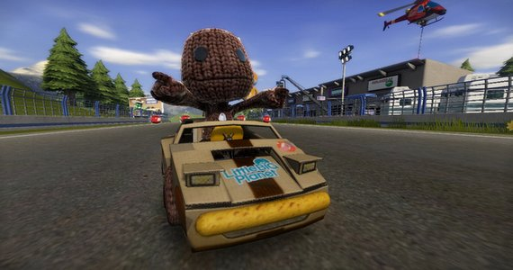 'LittleBigPlanet Karting' Confirmed By Sony, But Who Is Developing It?