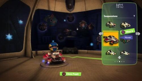 LittleBigPlanet Karting Pod Kart