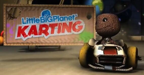 'LittleBigPlanet Karting' Review