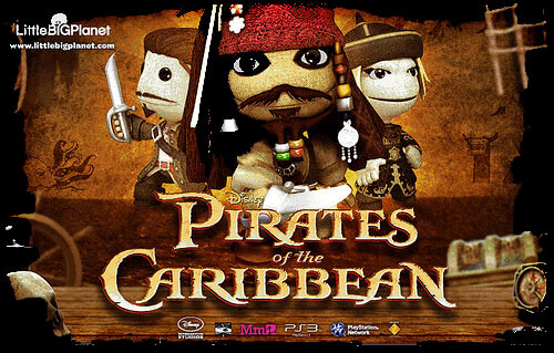 LittleBigPlanet Pirates