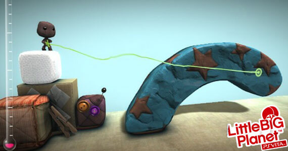 LittleBigPlanet Vita Screenshots