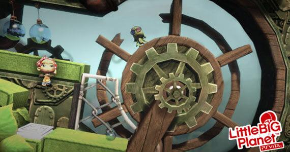 LittleBigPlanet Vita Gameplay