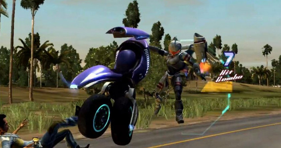 Twisted Pixel's 'LocoCycle' Gets Gameplay & Behind The Scenes Trailers