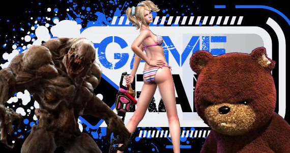 New Trailers From 'Lollipop Chainsaw,' 'Doom 3' BFG Edition, & 'Naughty Bear'