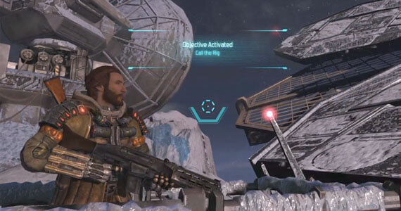 Check Out 10 Minutes of 'Lost Planet 3' Gameplay