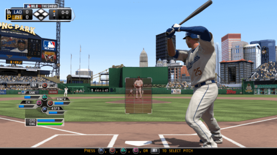 MLB 13 the show reviews Batting gameplay