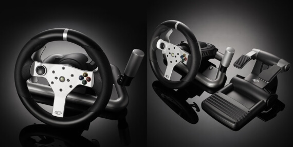 Mad Catz Forza Steering Wheel