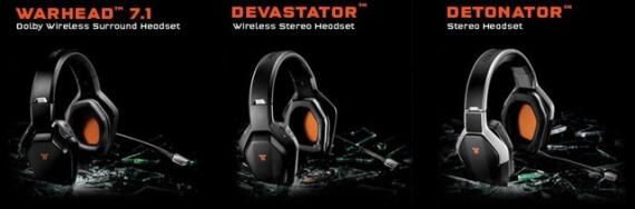 Mad Catz Warhead Devastator Detonator