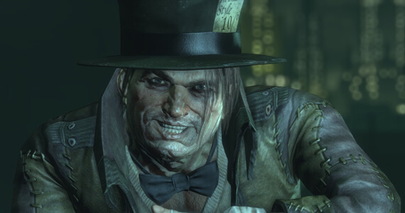 Mad Hatter Joins 'Batman: Arkham Origins'