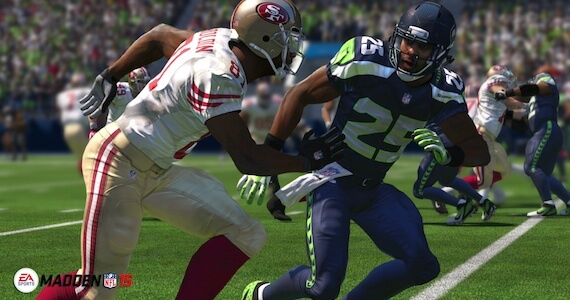 Madden NFL 15 Review - Presentation