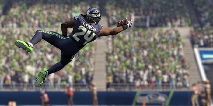 Madden Twitter Account Makes Fun of Seattle Seahawks Super Bowl Play
