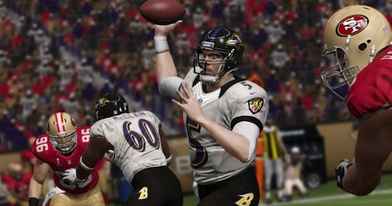 Madden NFL 25 Review - Passing