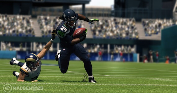 Madden NFL 25 Review - Run Free