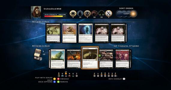 Magic 2014 screenshot 2