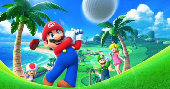 'Mario Golf: World Tour' Review