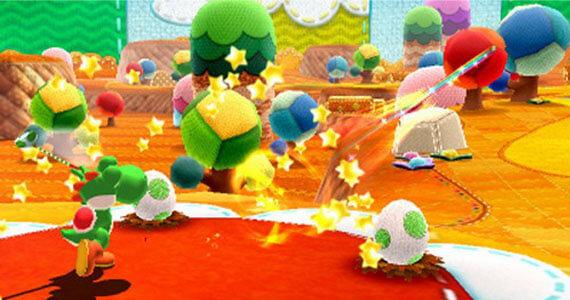 Mario Golf World Tour Screenshot