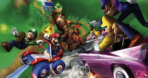 'Mario Kart 7' 3DS Racing Wheel Revealed