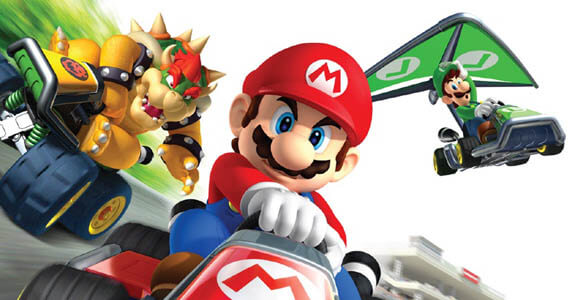 Mario Kart 7 New Characters