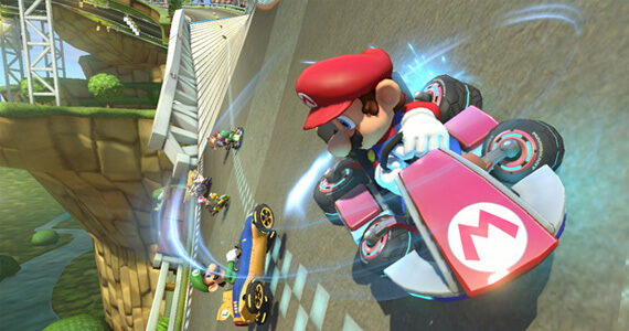 'Mario Kart 8' Rumored to Launch Next April