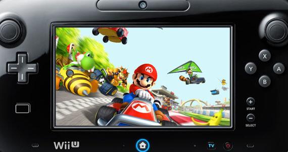 Mario Kart Wii U Screenshots