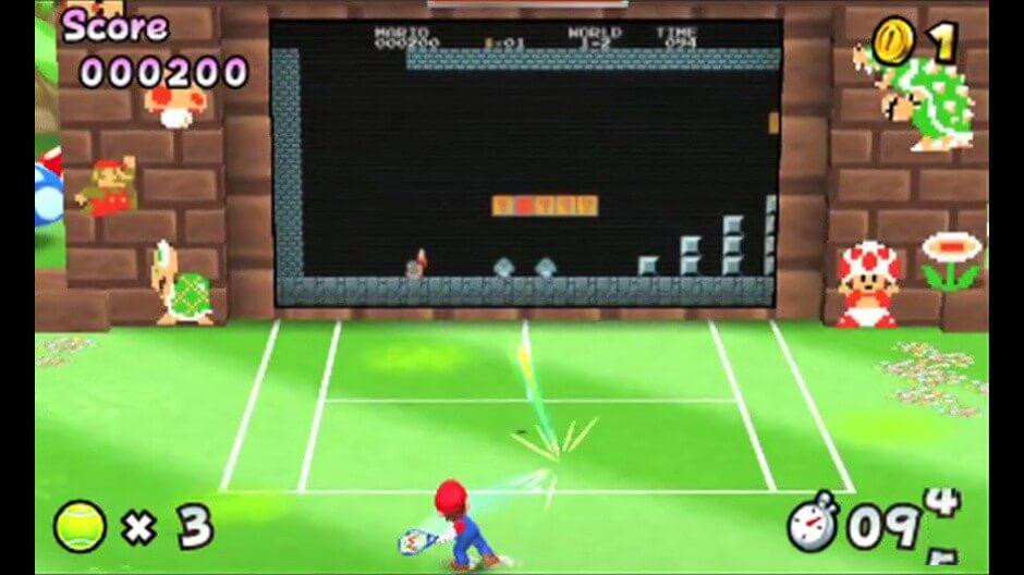 Nintendo Serves Up Some New 'Mario Tennis Open' Screenshots