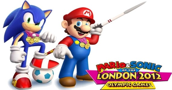 Mario & Sonic Team Up in Extended Trailer For The 2012 London Olympics