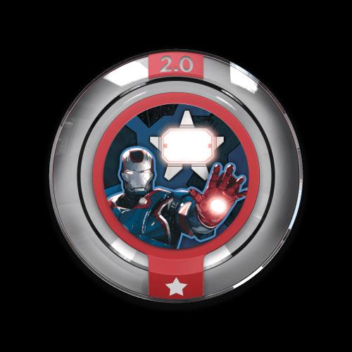 Disney Infinity - Marvel Team Up Iron Patriot