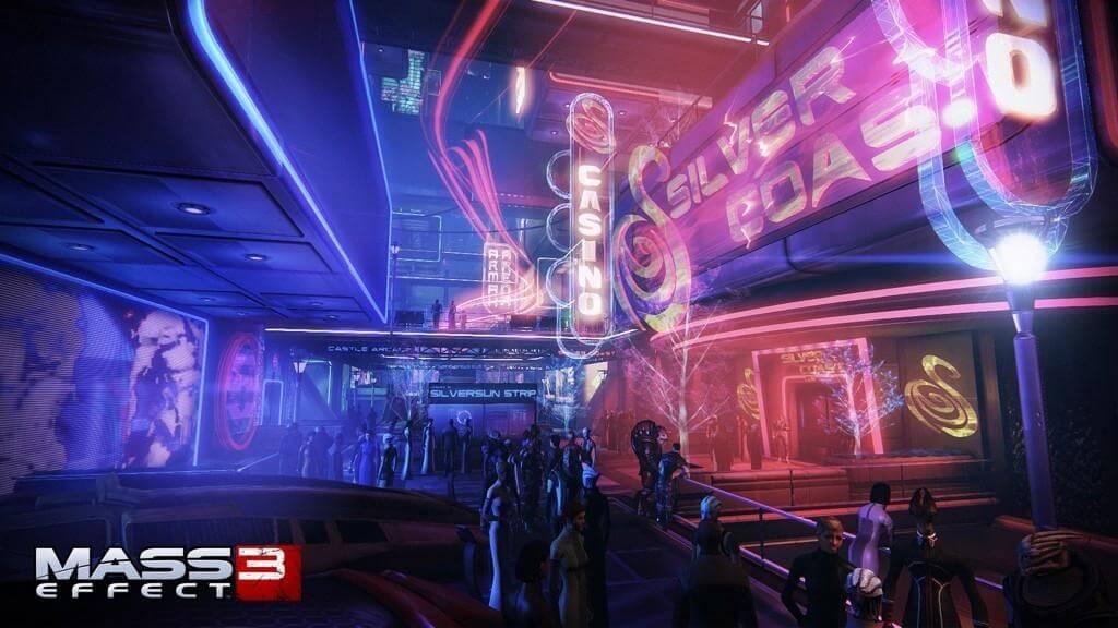 'Mass Effect 3' DLC Screenshots Teased By BioWare