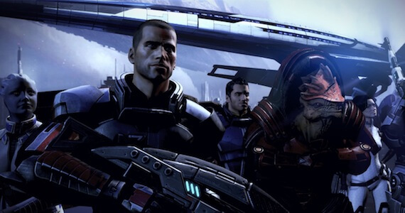 'Mass Effect 3: Citadel' Achievements Revealed