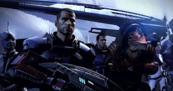Mass Effect 3 Citadel Achievements