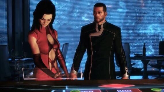 'Mass Effect 3' Citadel DLC Trailer Gets The Band Back Together