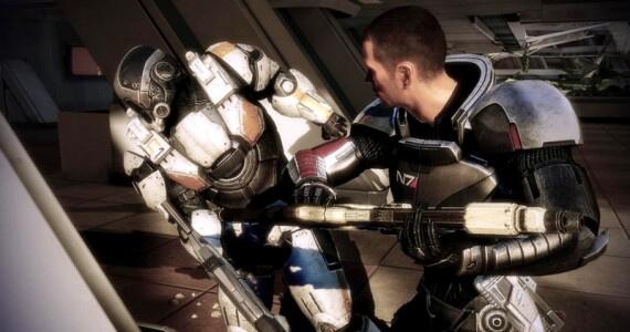 Mass Effect 3 Combat Details E3 2011