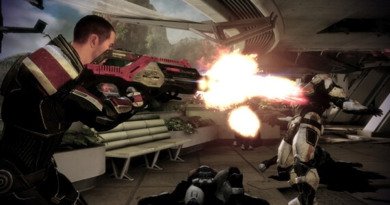 E3 2011: Mass Effect 3 Weapons & Combat Preview