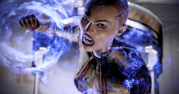 Mass Effect 3 Dark Energy