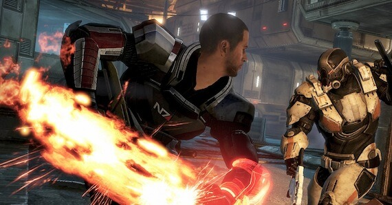 Get Early Access To 'Mass Effect 3' Demo  [Updated]